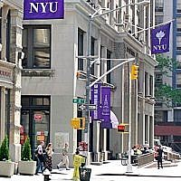 New York University campus (Cincin12/Wikimedia Commons)