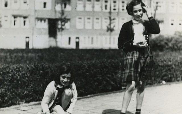 Anne Frank's family was denied emigration to U.S.
