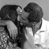 Sara and Shmuel Abramov (photo credit: Rudi Weissenstein/Courtesy of Ian Sternthal)