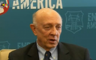 Former CIA head James Woolsey (screen capture: Channel 10)
