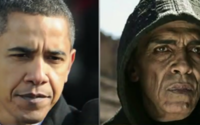 The role of  Satan was scrubbed from 'The Son of God' after allegations of a resemblance to US President Barack Obama (screen capture: YouTube/CNN channel)