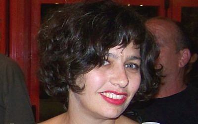 Director and writer Shira Geffen (photo credit: CC-BY-SA the7eye.org.il, Wikipedia)