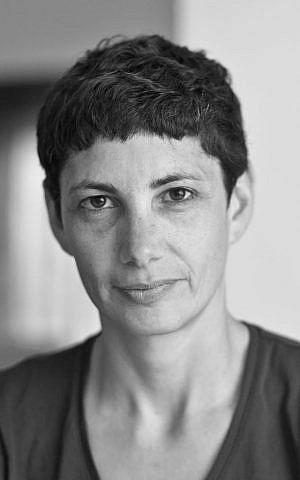 Director Yael Bartana (Itai Neeman)