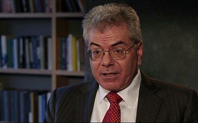Former Obama adviser Gary Samore (Photo credit: Youtube screen capture)