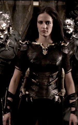 Eva Green in '300: Rise of an Empire' (courtesy Warner Bros.)