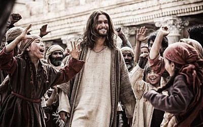 Jesus takes a stroll in 'Son of God' (20th Century Fox)