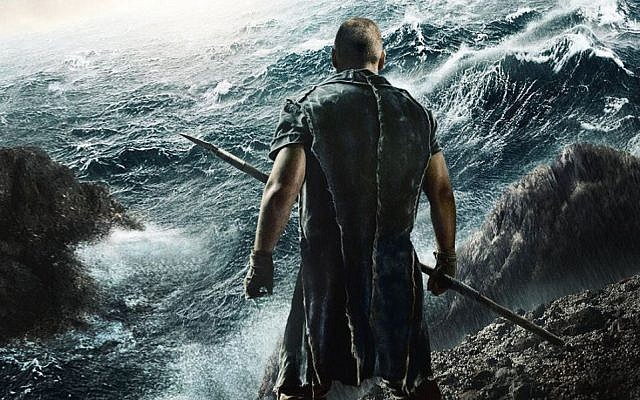 Russell Crowe in 'Noah' (Paramount Pictures)