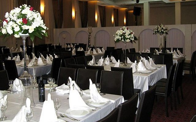 The Nof events hall (Nof events hall website)