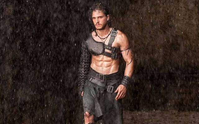 'Game of Thrones' Jon Snow gets his first feature film role in 'Pompeii' (Sony/Screen Gems)