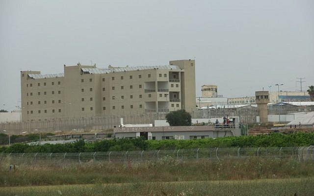 Rimonim Prison. (CC BY-SA, Yaakov, Wikimedia Commons)