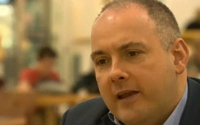 Robert Halfon (screen capture: YouTube)