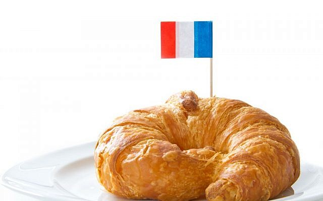 So French So Tasty brings France's best chefs to Israel. (photo credit: croissant and French flag)