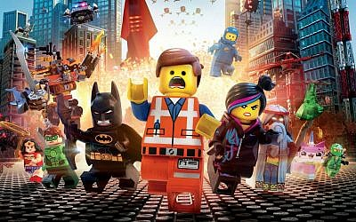 Be a brick and watch 'The LEGO movie' (courtesy Warner Bros.)