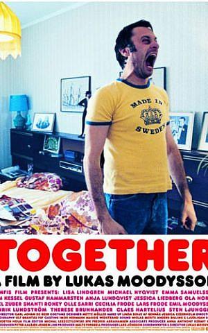 A Swedish hippie commune in 'Together' (Sonet Film)