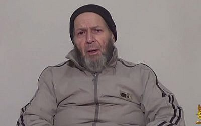 Warren Weinstein, a US contractor taken hostage by al-Qaeda in Pakistan in August 2011. (screen capture: YouTube)
