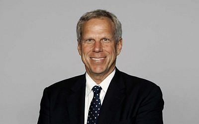 Steve Tisch. (photo credit: courtesy image)