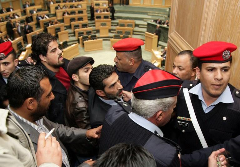 Jordan MPs demand government free killer of Israeli girls | The