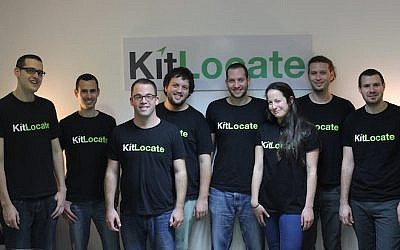 The KitLocate team (Photo credit: Courtesy)