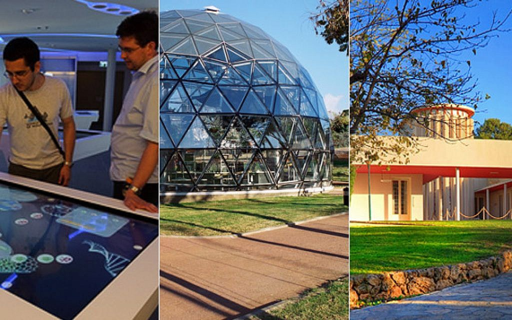 Visit the Weizmann Institute of Science (photo: Courtesy)