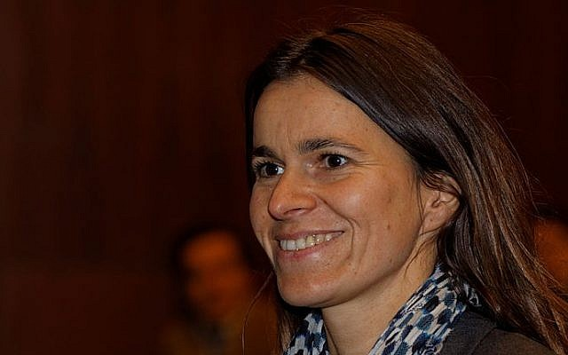 French Culture Minister Aurélie Filippetti (Photo credit: CC-BY-SA Thesupermat/Wikimedia Commons)