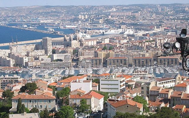 A view of Marseille (Jddmano/Wikimedia Commons/File)
