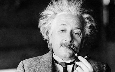 Albert Einstein (photo credit: AP-PHOTO)