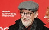 Steven Spielberg is photographed at the 2014 Sundance Film Festival, on Jan. 18, 2014 in Park City, Utah (AP/Danny Moloshok/Invision)