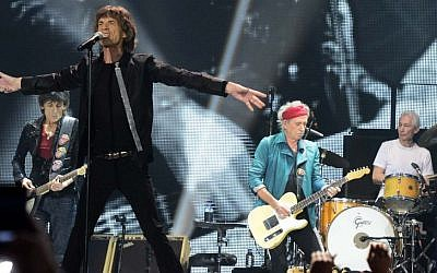 The Rolling Stones (photo credit: courtesy)