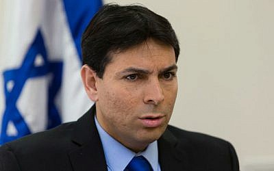 Danny Danon. (Flash 90)