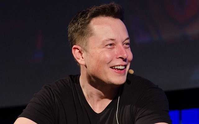 Inventor Elon Musk. (CC BY Heisenberg Media/Wikipedia)