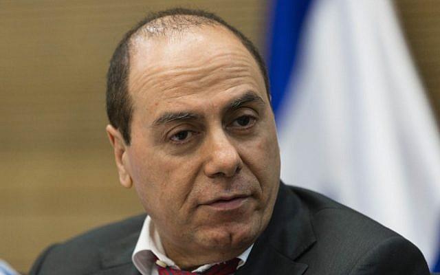 Silvan Shalom, March 12, 2014. (Flash 90)