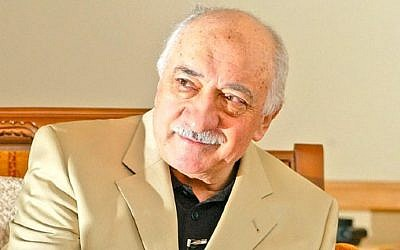 Fethullah Gulen (photo credit: CC-BY-Diyar se, Wikimedia Commons)