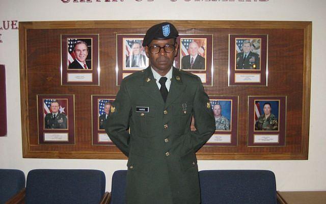 Mark Hardie, who is now called Barack Obama (photo courtesy of Mark Hardie)