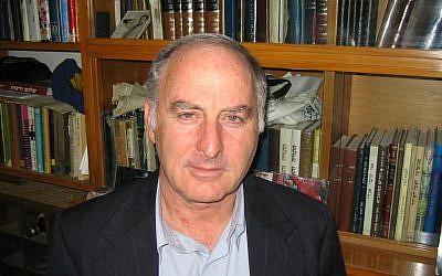 Almagor CEO Meir Indor (photo credit: courtesy/Meir Indor)