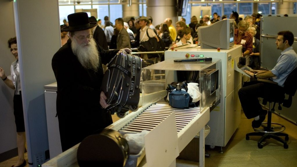 Stern Security At Ben Gurion Airport Questioned The
