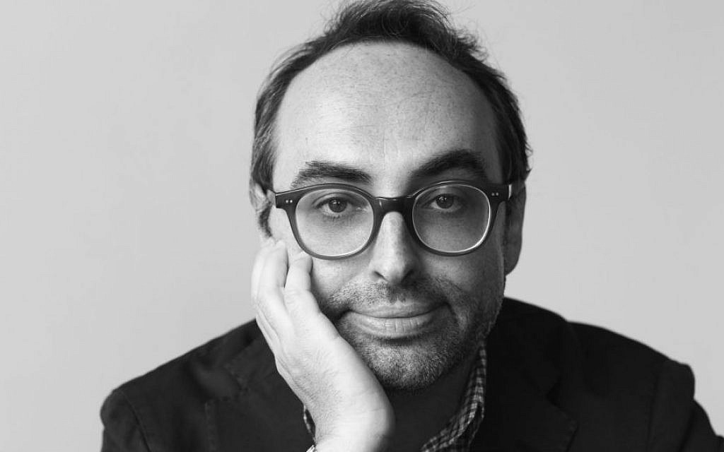 Gary Shteyngart: Has 'mixed' feelings about his years of Jewish day school (Brigitte Lacombe/JTA)
