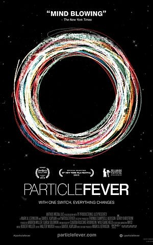 Poster for 'Particle Fever' (Bond360)