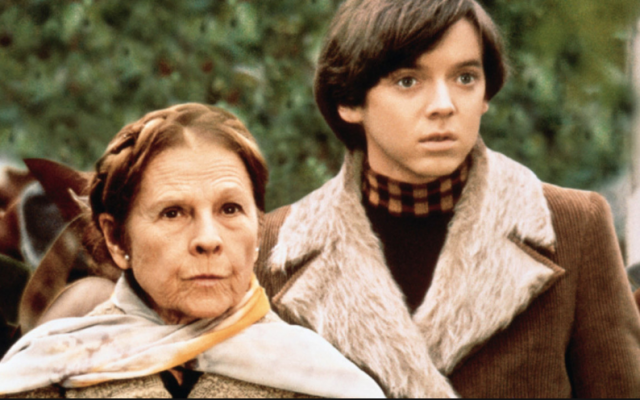 """Harold and Maude."" (courtesy: Paramount Pictures.)"