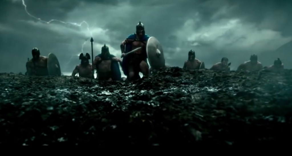 Rise Of An Empire Movie Trailer