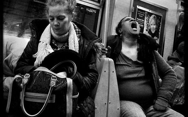 Passengers XVIII (photo credit: Sheldon Serkin)