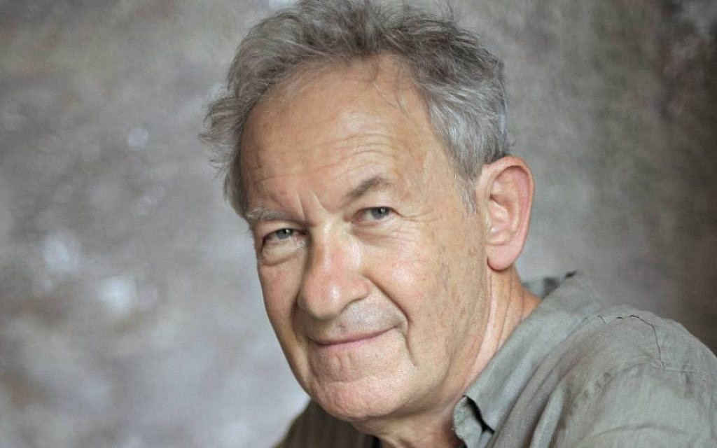 Author Simon Schama's 'The Story of the Jews' was published this month in the US.  (Oxford Film and Television Ltd)