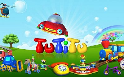 TuTiTu boasts colorful animation and slow and steady stories. (photo credit: Courtesy image