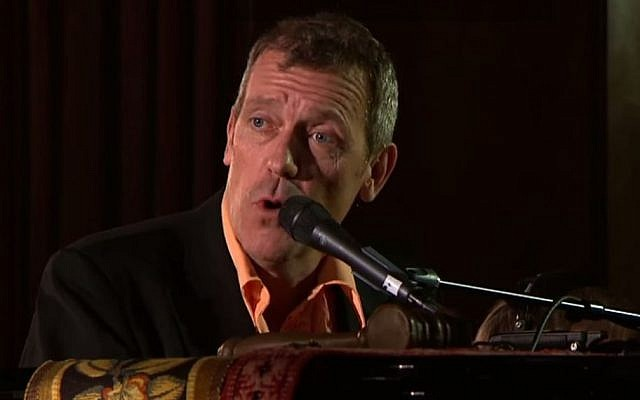 Hugh Laurie (Photo credit: Youtube screen capture)