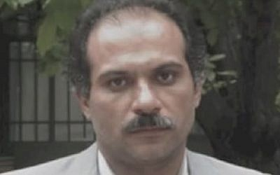 Masoud Ali-Mohammadi, an Iranian physicist assassinated in 2010 (Photo credit: Youtube screen capture)