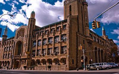 Yeshiva University in New York City (photo credit: Facebook)