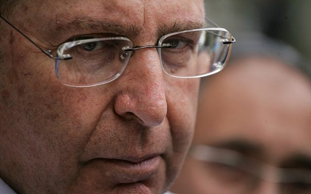 Defense Minister Moshe Ya'alon (photo credit:Flash90)