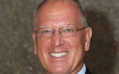 Jeffrey Levine, the new president of the JNF. (photo credit: courtesy image)