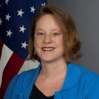 Paula Schriefer (photo credit: US State Department)