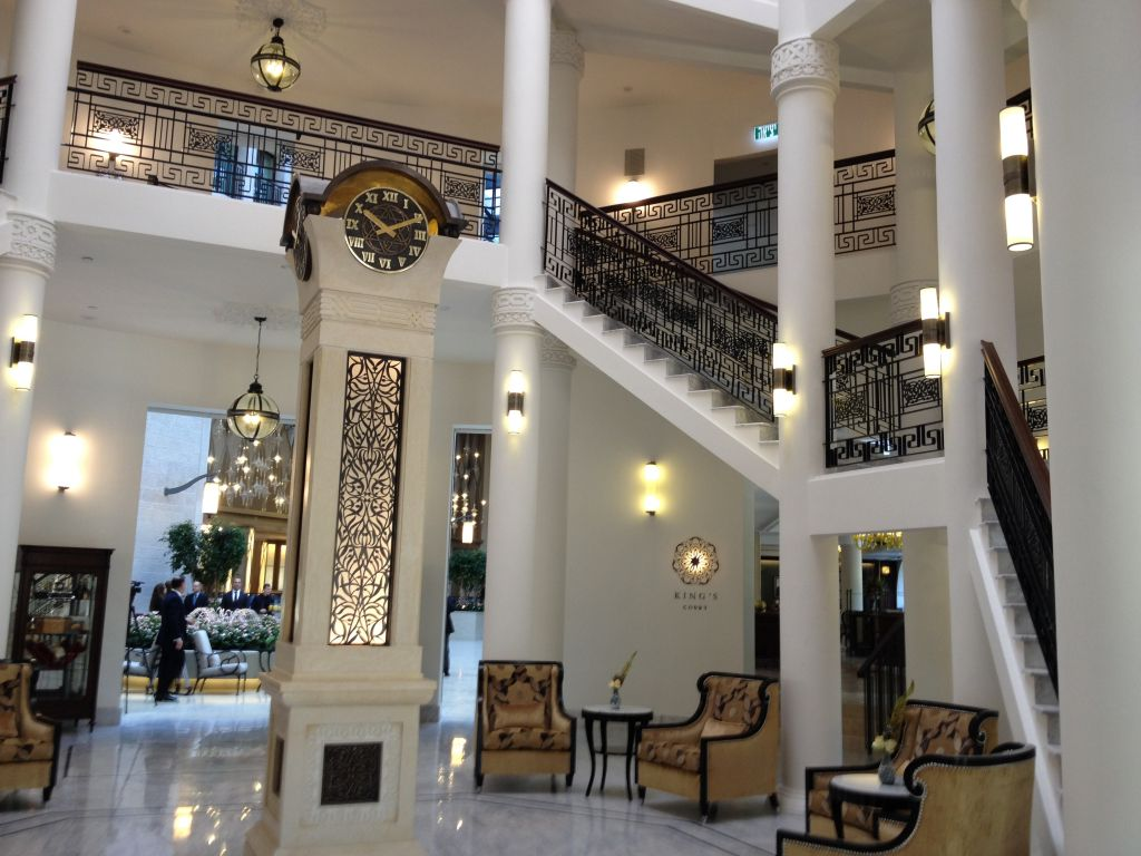 Hotel Jerusalem Luxe