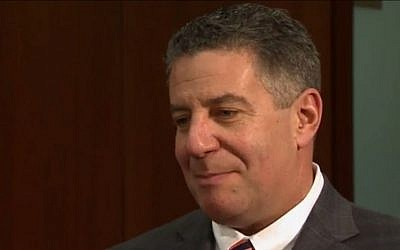 Bruce Pearl, newly appointed Auburn basketball coach (Photo credit: Youtube screen capture)